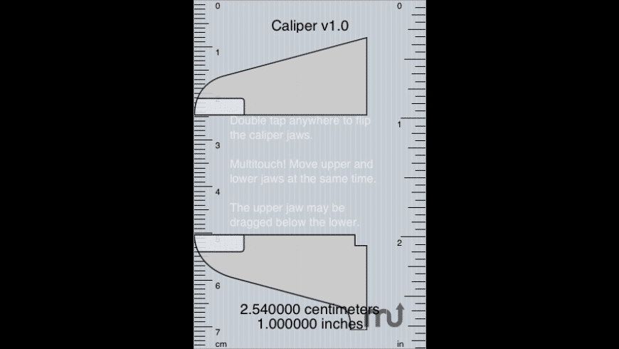 Caliper for Mac - review, screenshots
