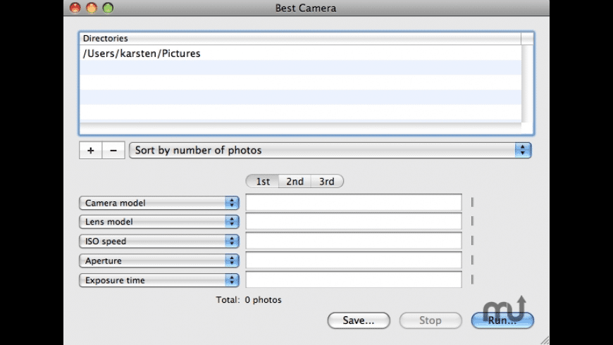 Best Camera for Mac - review, screenshots