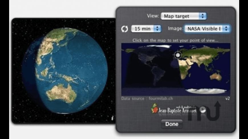 Earth View for Mac - review, screenshots