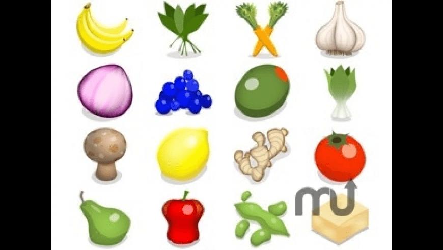 Veggies Icons for Mac - review, screenshots