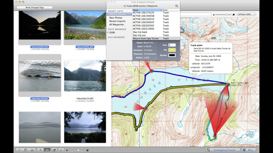 PhotoLinker for Mac - review, screenshots