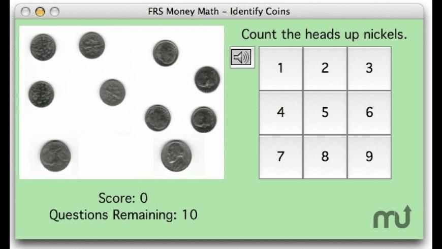 FRS Money Math X for Mac - review, screenshots