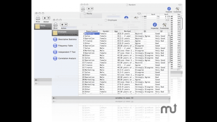 Plainstat for Mac - review, screenshots