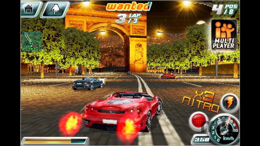 Asphalt 4: Elite Racing for Mac - review, screenshots