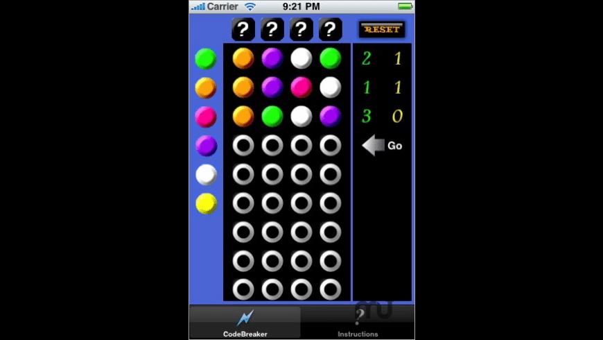 CodeBreaker for Mac - review, screenshots