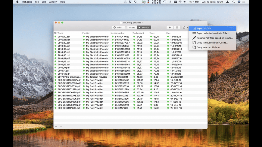 PDFZone for Mac - review, screenshots