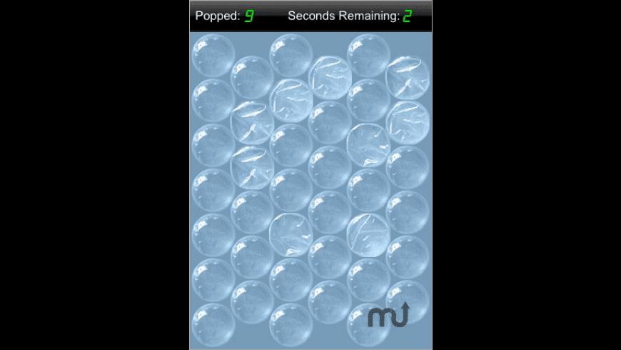 BubbleWrap for Mac - review, screenshots