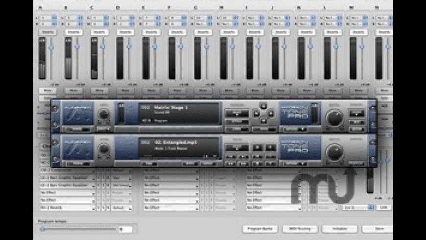 inTone | Matrix for Mac - review, screenshots