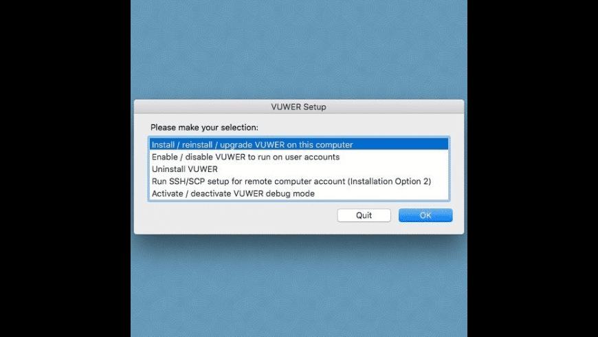 VUWER for Mac - review, screenshots