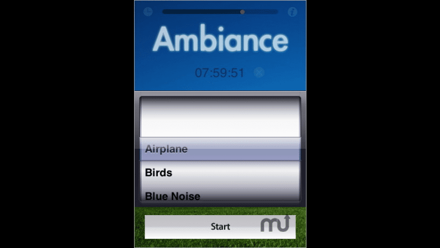 Ambiance for Mac - review, screenshots