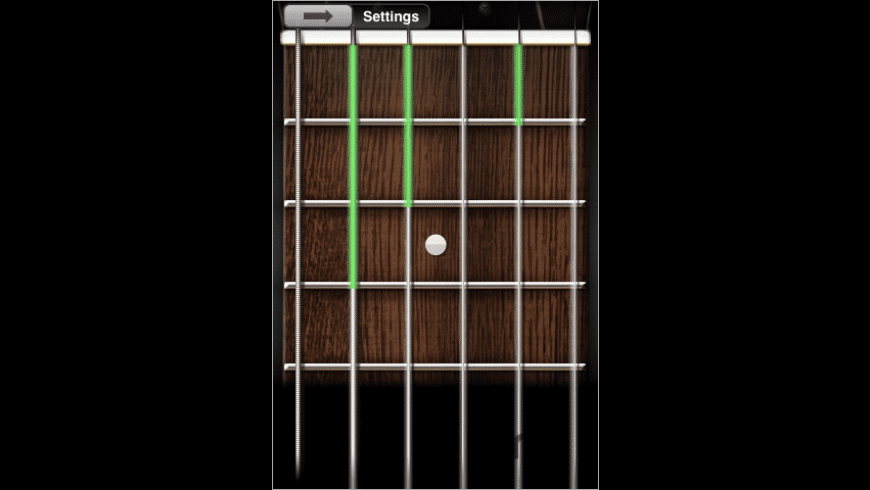 PocketGuitar for Mac - review, screenshots
