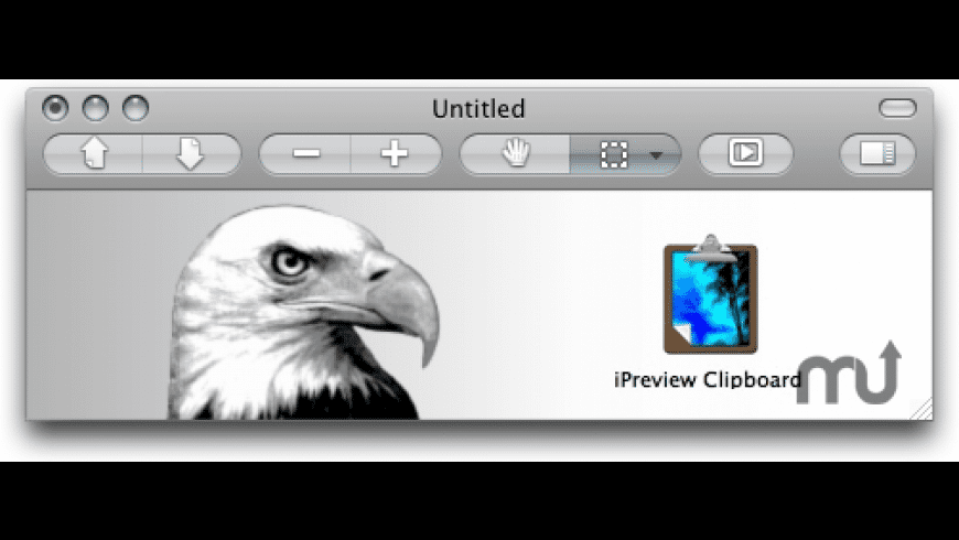 iPreview Clipboard for Mac - review, screenshots