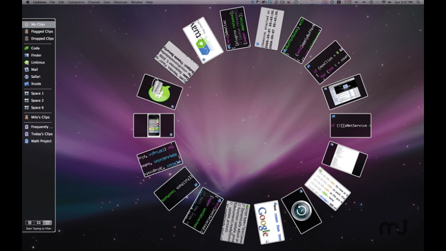 Clips for Mac - review, screenshots