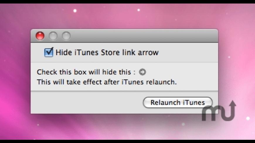 iTunes Store Link Deleter for Mac - review, screenshots