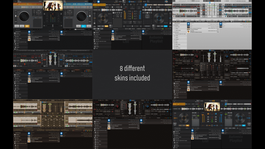 future.dj pro for Mac - review, screenshots