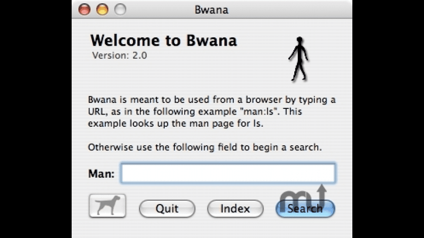 Bwana for Mac - review, screenshots