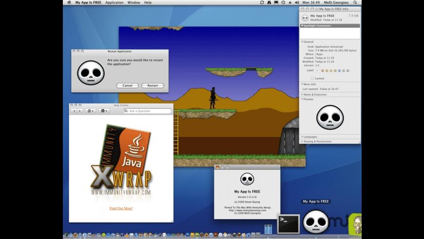 Xwrap for Mac - review, screenshots