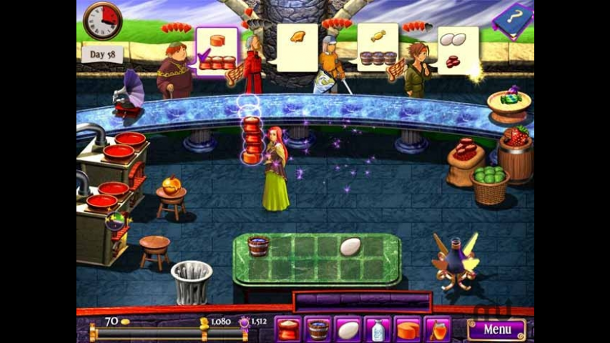 Miriel the Magical Merchant for Mac - review, screenshots