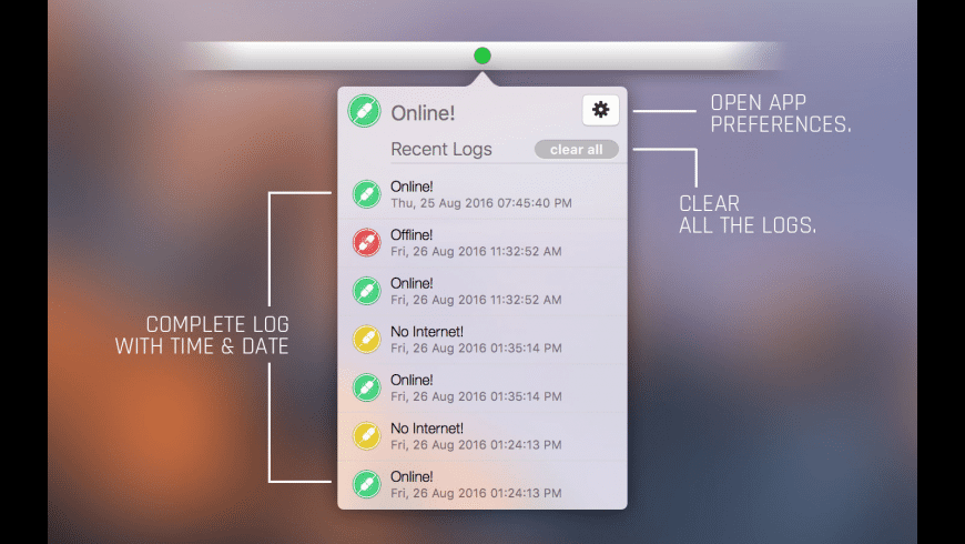 OnlinePro for Mac - review, screenshots