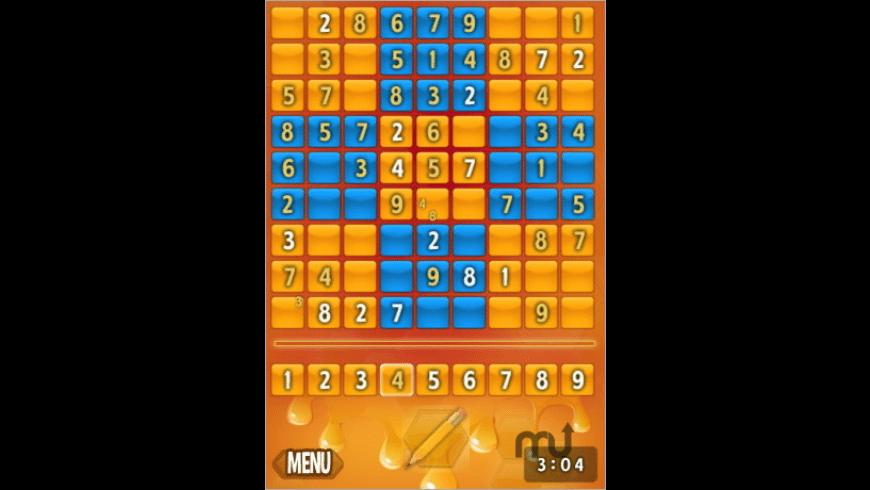 FreeBee Sudoku for Mac - review, screenshots