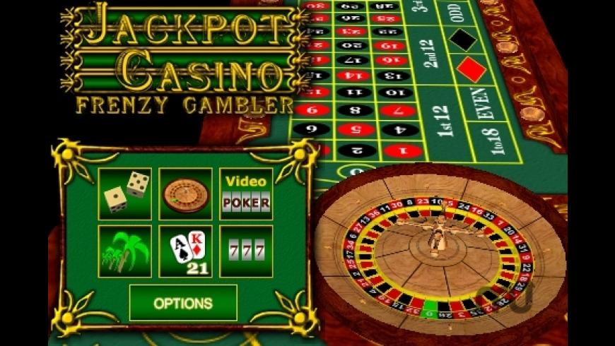 Jackpot Casino for Mac - review, screenshots