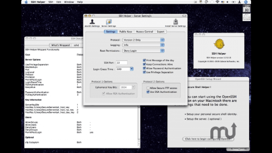 SSH Helper for Mac - review, screenshots