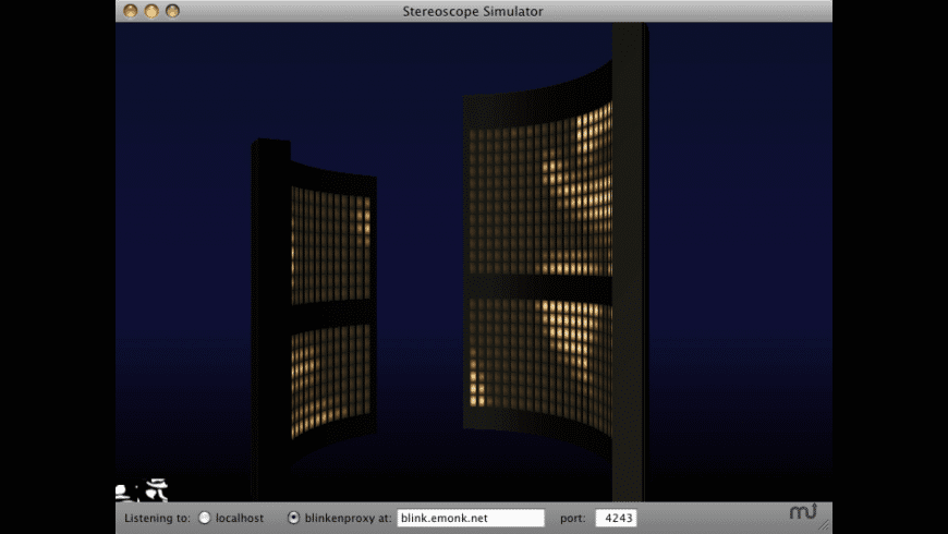 Stereoscope 3D Simulator for Mac - review, screenshots