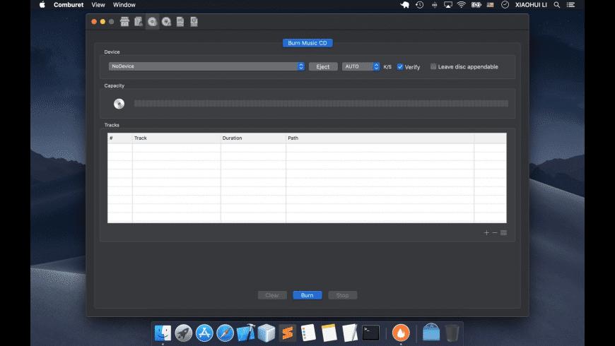 Comburet for Mac - review, screenshots