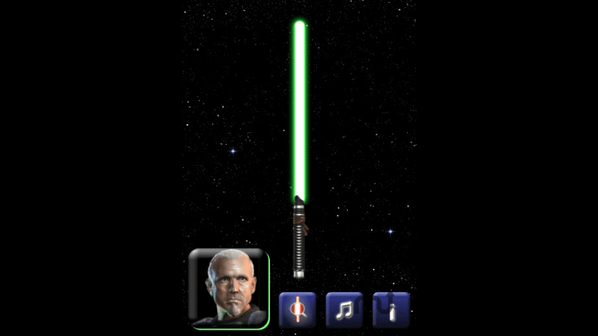 Lightsaber Unleashed for Mac - review, screenshots