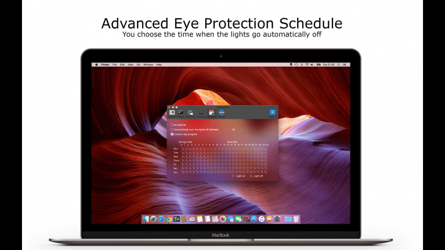 Turn Off the Lights for Mac - review, screenshots