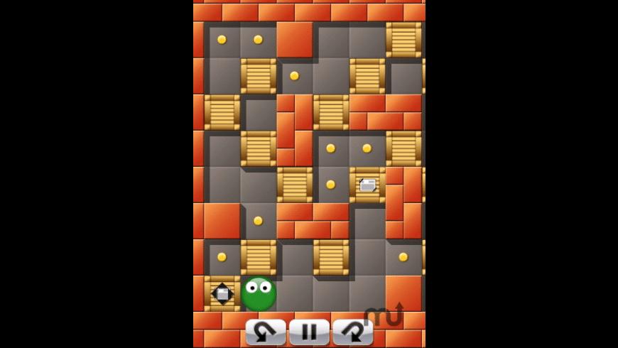 Naboko Lite (Sokoban) for Mac - review, screenshots