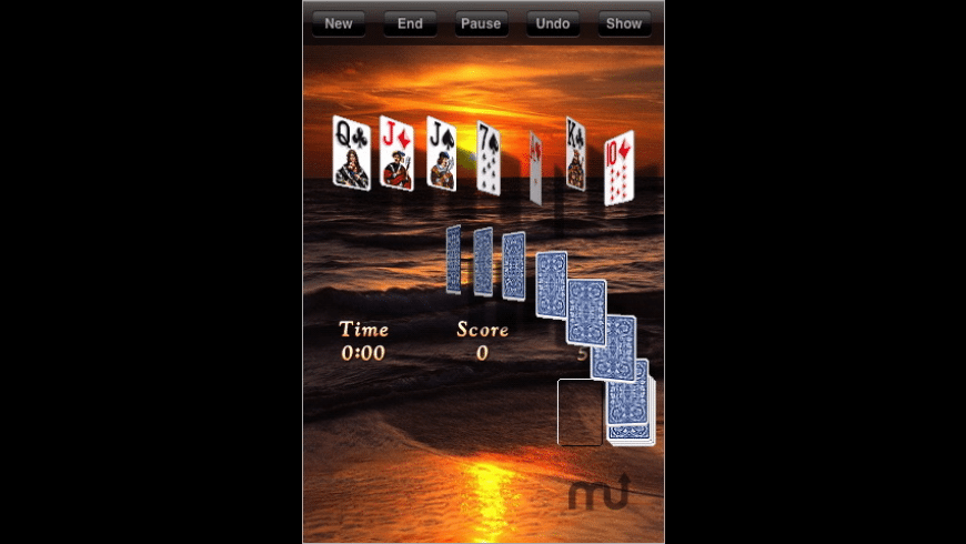 Solitaire City Deluxe for Mac - review, screenshots