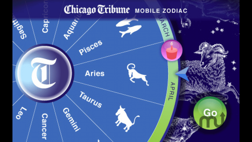 Mobile Zodiac for Mac - review, screenshots