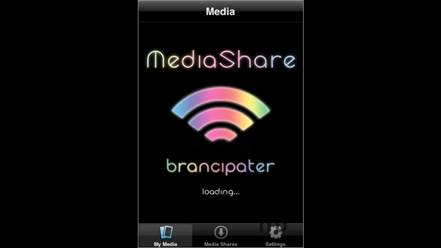 MediaShare for Mac - review, screenshots