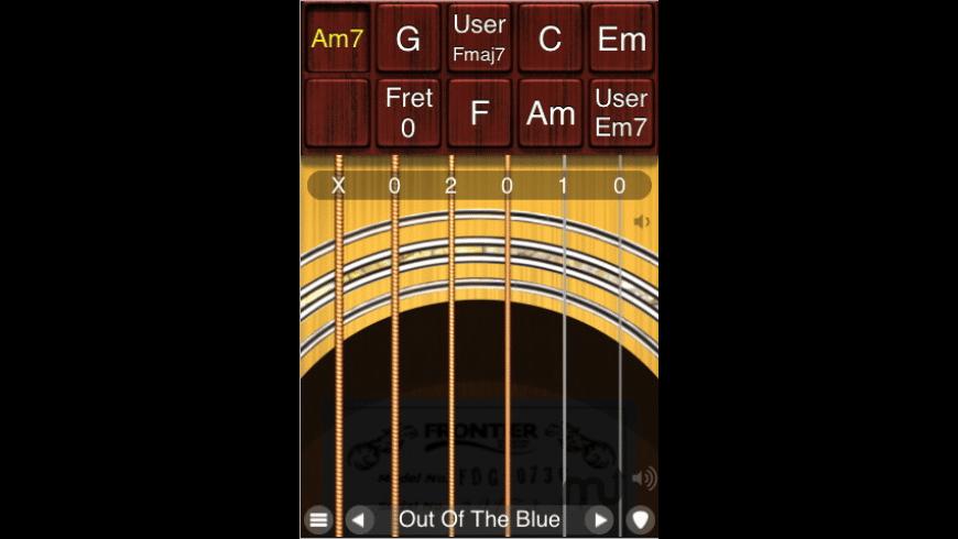 Guitar for Mac - review, screenshots