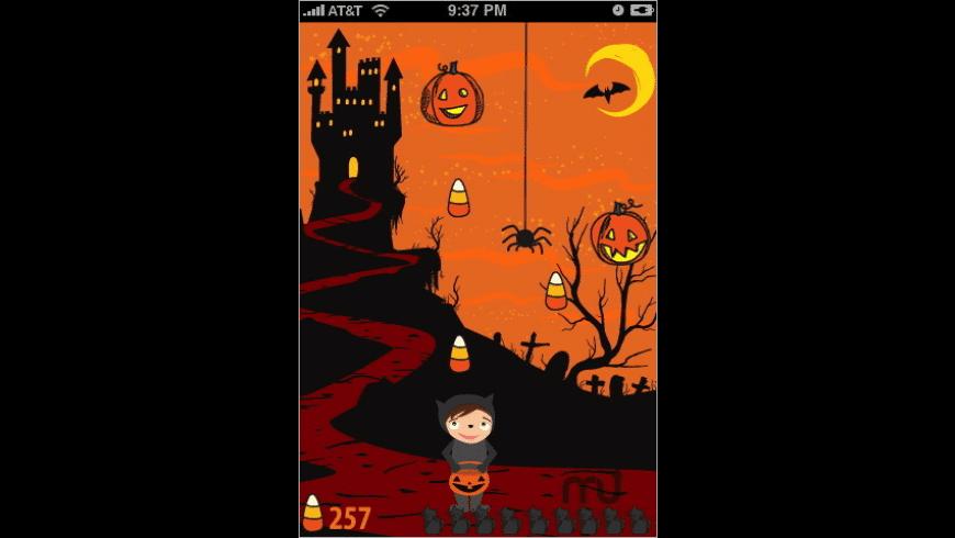 Candy Catch - Halloween for Mac - review, screenshots
