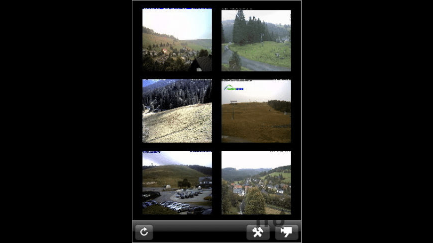 Webcams for Mac - review, screenshots