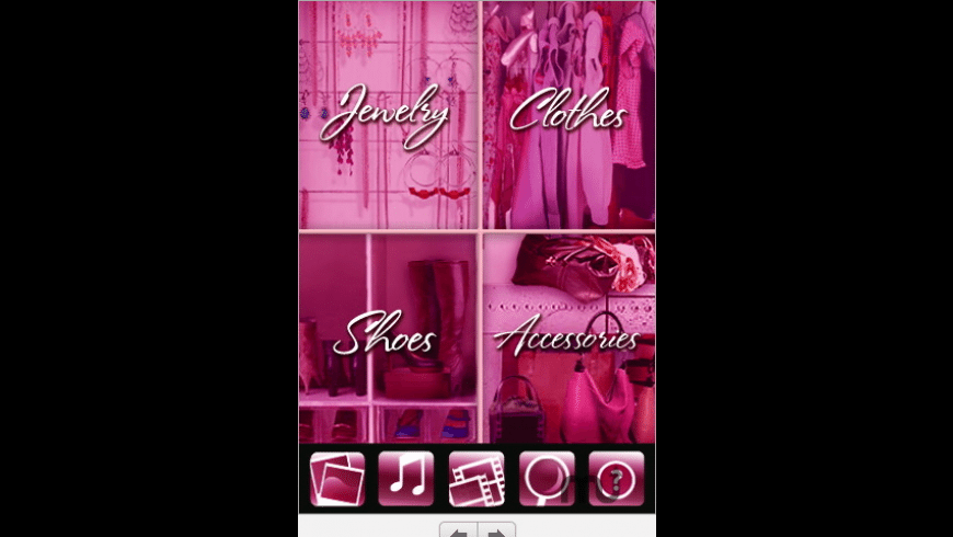 Sex and the City: Carrie's Closet for Mac - review, screenshots