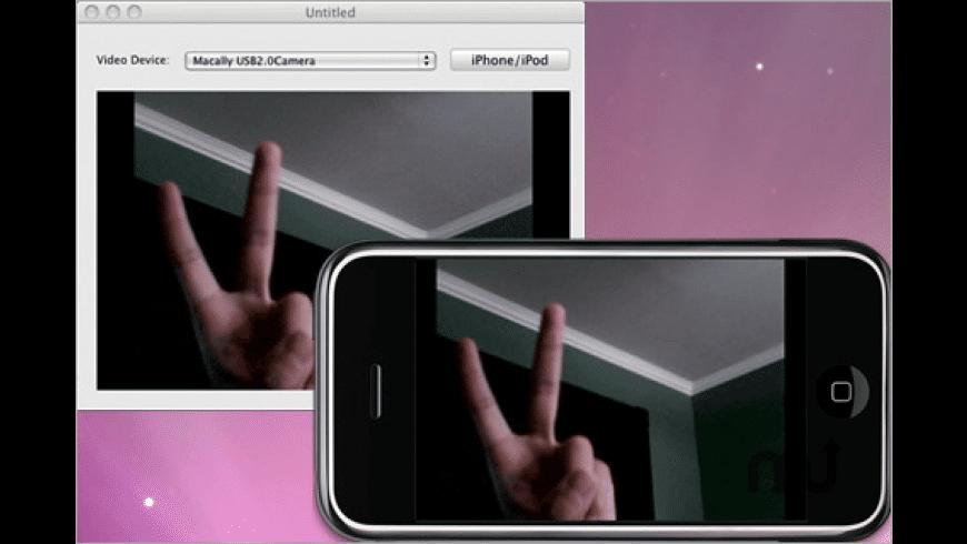 Air Cam Live Video for Mac - review, screenshots