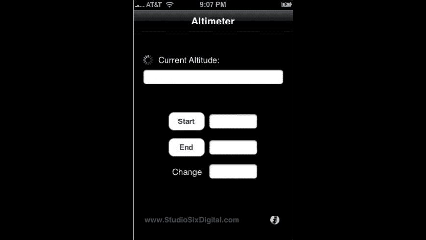 Altimeter for Mac - review, screenshots
