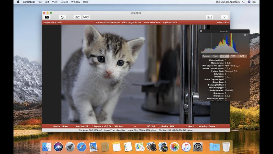 Sofortbild for Mac - review, screenshots