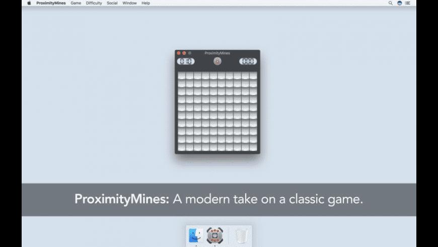 ProximityMines for Mac - review, screenshots