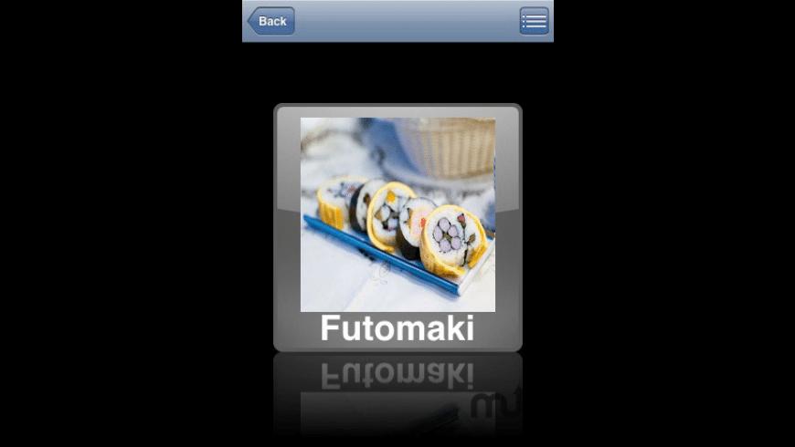 SushiTime for Mac - review, screenshots