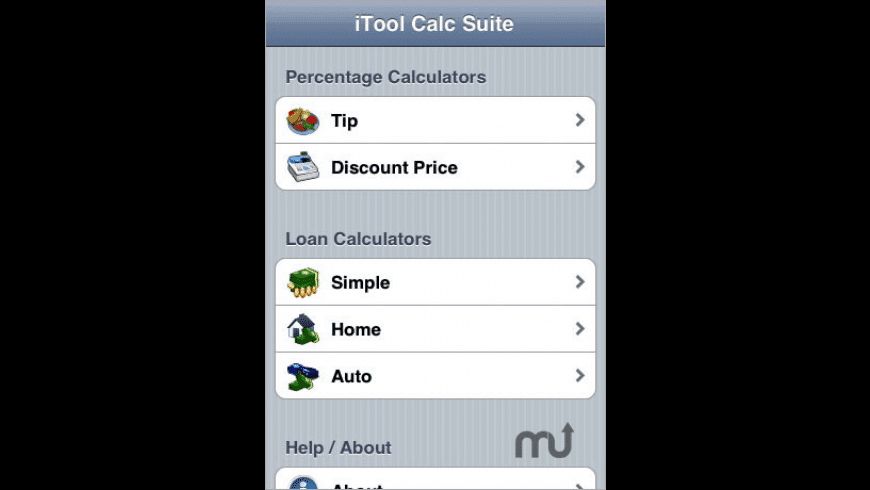 iTool Calc Suite for Mac - review, screenshots