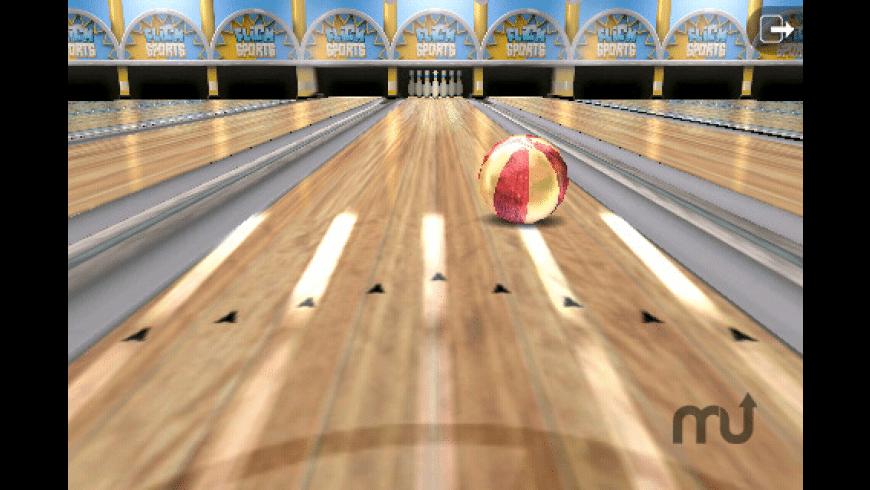 Flick Bowling for Mac - review, screenshots