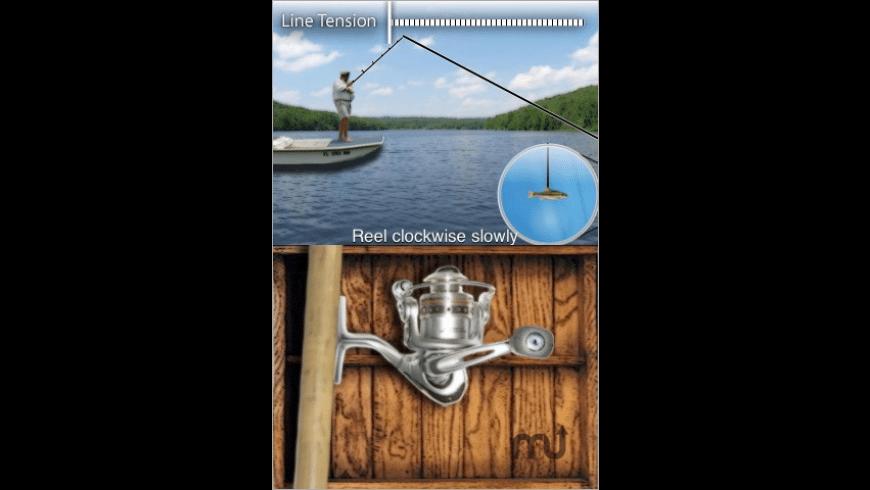 Hooked: Pocket Fishing for Mac - review, screenshots