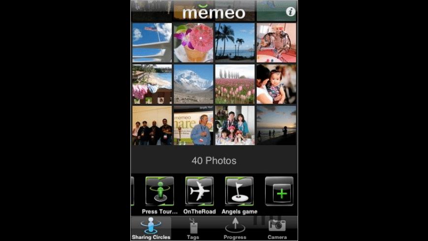 Memeo Photo for Mac - review, screenshots