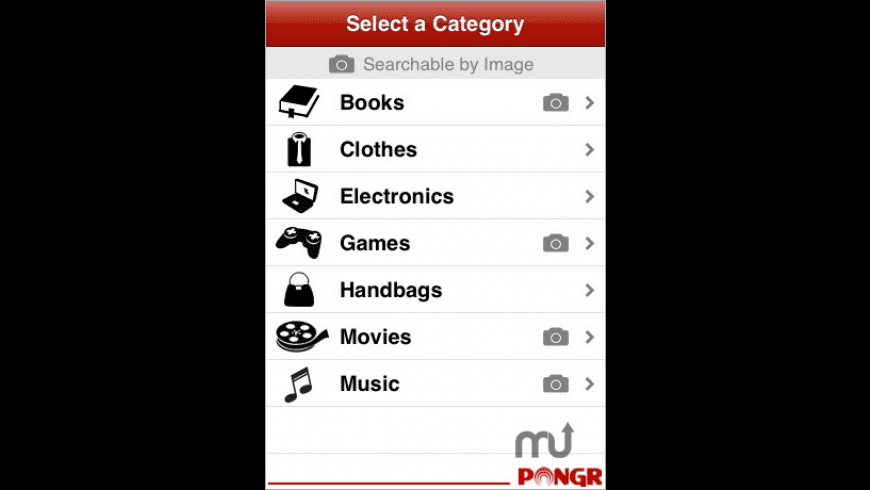Pongr for Mac - review, screenshots