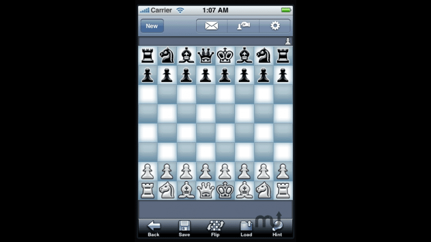 Caissa Chess for Mac - review, screenshots