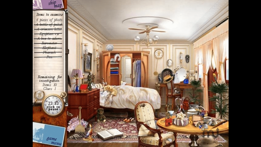 Agatha Christie: Death On The Nile for Mac - review, screenshots